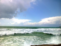 Quand Méditerranée s'énerve (Gilbert-Noël Sfeir Mont-Liban) Tags: méditerranée mediterranean mer sea vagues waves kesserwan jounieh montliban liban mountlebanon lebanon