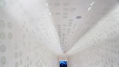 - The Elbphilharmonie Plaza (1) - (Jacqueline ter Haar) Tags: elbphilharmonie plaza escalator curved 8000 discs glitter hamburg hafencity
