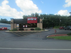 Wendy's (Random Retail) Tags: bloomsburg pa store 2016 restaurant wendys