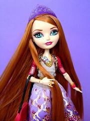 Original Holly O'Hair (honeysuckle jasmine) Tags: holly ohair ever after high dolls doll rapunzel princess