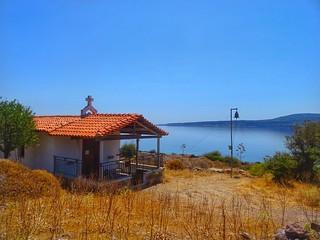 St.Sotira..Tsonia Lesvos Greece