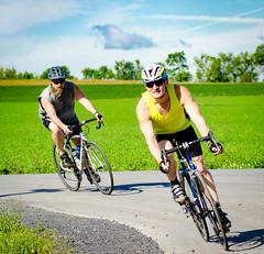 Millheim Sprint Triathlon (charlie_guttendorf) Tags: guttendorf millheimsprinttri nikon nikon18200mm nikon80200mm nikond7000 swimbikerun teamtaper triathlon athlete cycling fit millheim transition