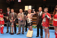 "ISKA World Muay Thai bantam champion 2017 • <a style=""font-size:0.8em;"" href=""http://www.flickr.com/photos/151571336@N06/35147939271/"" target=""_blank"">View on Flickr</a>"