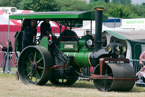 Sheffield Steam and Vintage Rally 2017