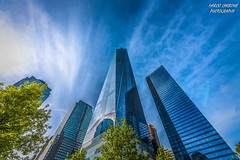 One World Trade Center, NYC (Marco Carbone Photography) Tags: nikon nyc sky skyscrapers architecture d750 usa travel photooftheday cielo colours allaperto architettura blu grattacieli photographer