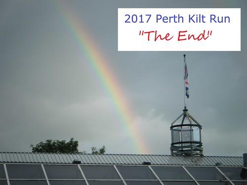 2017 Perth Kilt Run