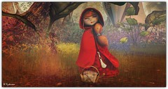 Storybrooke 2 (Sparkie Cyberstar) Tags: windlight secondlife secondlfe virtualworld fairytale tint