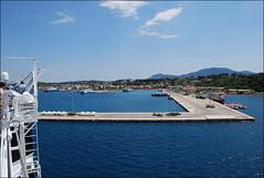 Corfú (Grecia, 12-6-2017) (Juanje Orío) Tags: corfú grecia 2017 puerto mar sea costa barco ship europa europeanunion