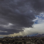 Stormy day in the Eastern Sierras thumbnail