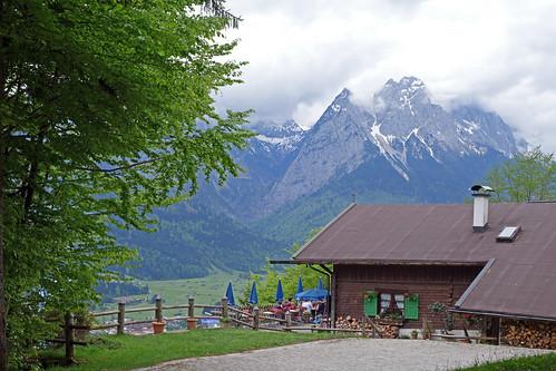 2017-05-21 Garmisch-Partenkirchen 027 Almhütte St. Martin