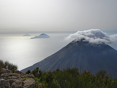 Italy_2017 190 View from Monte Fossa, Salina (Roger Nix's Travel Collection) Tags: aeolianislands aeolian isoleeolie eolie italy