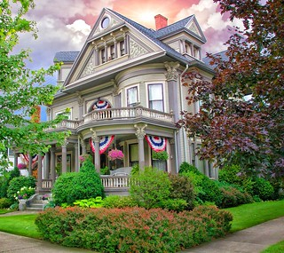 Homer NY ~ Queen Anne Architecture ~ 1902 ~ Historical Mansion