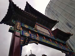 Chinatown Arch (brimidooley) Tags: london uk england city citybreak westend travel chinatown soho chinese greatbritain britain gb europe unitedkingdom londra londres ロンドン 런던