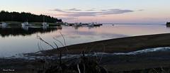 Quai de Loggiecroft Wharf (1-2) (deplour) Tags: rivière kouchibouguac river parc canada national park nature quai loggiecroft wharf bateaux pêche pêcheurs fishing