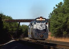 RFP0858 (ex127so) Tags: rfp colemans mill va 1988 gp35