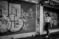 Yo Yo!! Glory Day | Bangkok 2016 (Johnragai-Moment Catcher) Tags: people photography street streetphotography straatfotografie olympus omd omdem1 olympusm17mmf18 bangkokstreet bangkok streetmoment streetlife juxtaposition johnragai johnragaiphotos johnragaistreet johnragaibw bw blackwhite