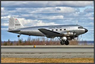 N583V Airborne Inaging