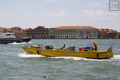 DHL (Pedro Nogueira Photography) Tags: pedronogueiraphotography pedronogueira photography veneza venezia venice water dhl deliveries