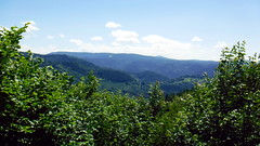 Black Forest Landscape (david_m.hn) Tags: schwarzwald blackforest cycling radfahren landscape deutschland germany badenwürttemberg