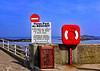 Brittany (France). Roscoff harbour. The red buoy. (Margnac) Tags: margnac jeanpaul digilux colors couleurs bretagne finistère iledebatz isleofbatz batz brittany france