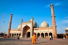 Jama Masjid (Valdy71) Tags: rajasthan india indie delhi jama masjid moschea valdy nikon