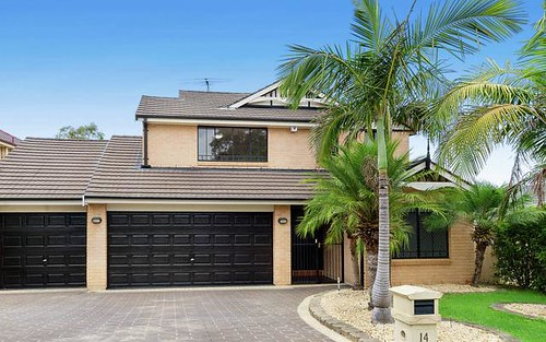 14 Perfection Avenue, Stanhope Gardens NSW