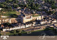 postcard - Château d'Amboise (Jassy-50) Tags: postcard châteaudamboise chateauamboise chateau amboise loireriver loirevalley france aerial unescoworldheritagesite unescoworldheritage unesco worldheritagesite worldheritage whs