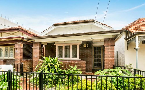 20 Garners Av, Marrickville NSW 2204