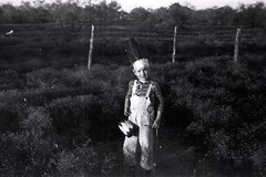Chief Little Man (The Old Texan) Tags: photo vintage texas child 1940s explored
