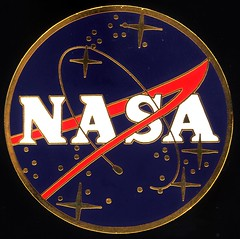 NASA meatball challenge coin modcrop (Merkwürdiglieben) Tags: nasa meatball logo challenge coin medallion national aeronautics space administration