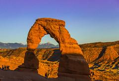 Delicate Arch (bridge92) Tags: arch national park utah
