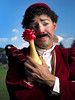 UK - Oxford - OlympusUK Gifford Circus Experience - Bruno_P6190437 (Darrell Godliman) Tags: ukoxfordolympusukgiffordcircusexperiencebrunop6190437 bruno clown giffords giffordcircus circus portrait portraiture olympus olympusuk olympusem1mkii oxford chicken studiolights studiolighting