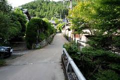 Ohara, Kyoto (jtabn99) Tags: country wood tree alley footpath village 20170612 japan ohara jakkoin kyoto nippon nihon 大原 京都 村 田舎 林