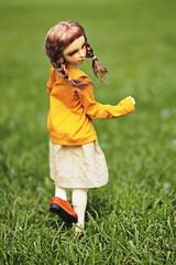Clover (Luthigern) Tags: bjd volks maria msd summer clover