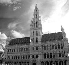 Brussel.les, Grote Markt, ( Grand-Place ) (fer55.) Tags: brusselles brussels bruxelles belgica belgium belgique grotemarkt grandplace ajuntament santmiquel drac