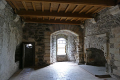 P1000059 - Doune castle (Schlafzimmer) (marc_vie) Tags: schottland scotland doune castle chateau burg perthshire