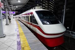 TOBU Ryōmō limited express 200 series 001 (A.S. Kevin N.V.M.M. Chung) Tags: train rail japan omiya