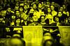 18-028-20170418_DSC3208 (patrickbatard) Tags: politique présidentielle élection 2017 meeting peuple expression doute incrédule incrédulité ennui jaune noiretblanc