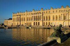 La façade du Château (vince.meslet) Tags: chateaudeversailles fontainesmusicale