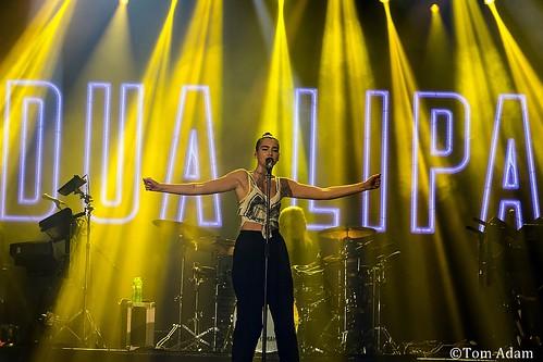 DUA LIPA OPEN'ER FESTIVAL GDYNIA 2017