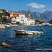 Perast in the Bay of Kotor
