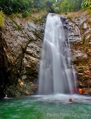 """Cascada """"El dragón"""" (Pedro Pablo Orozco) Tags: cascada waterfall colombia saltodeagua río valledelcauca"""