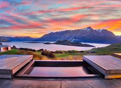 Aro Ha View (Stuck in Customs) Tags: glenorchy newzealand stuckincustoms treyratcliff aro ha nz sunset lake mountain