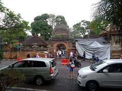 ubud_042 (OurTravelPics.com) Tags: ubud the jalan suweta street entrance gate puri saren agung palace