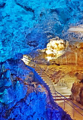 Bear cave (akovt) Tags: alb cave germany colors