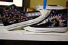 Sakura - Seppuku custom shoes (demonescuro) Tags: samurai sakura seppuku harakiri suicidio rituale giapponese scarpe dipinte mano handmade custom acrilici textil textile fabric demonescuro artista tessuto oriente orientale