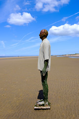 DSCF5524 (Keith Grafton) Tags: crosby beach anthonygormley statues