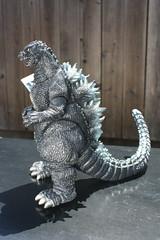 Bandai Godzilla ( 1994 ) (Donald Deveau) Tags: godzilla vinyl toys toyphotography vintagetoy toho japanesetoy monster kaiju