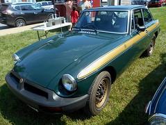 1975 MGB GT (splattergraphics) Tags: 1975 mgb mgbgt bgt 50thanniversary mg carshow fairmountpark redlionpa