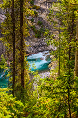 Canada - Banff National Park -  Stewart Canyon - Lake Minnewanka (gregoryl.johnson56) Tags: banffnationalpark canada